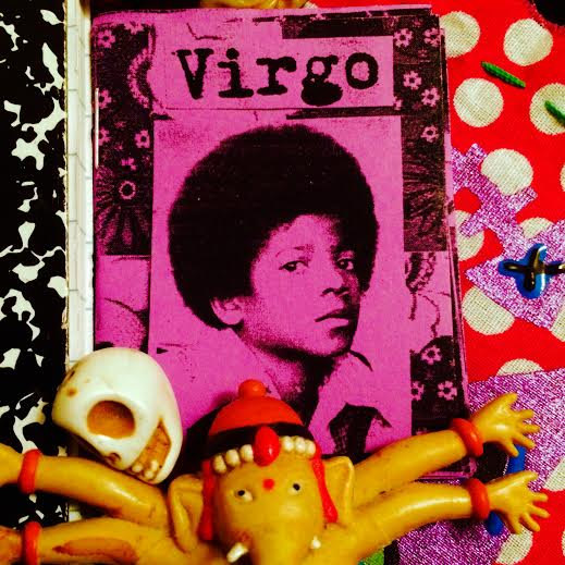 The Virgo Zine from the Astrology line