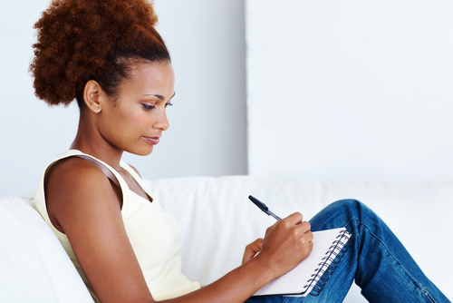 black-woman-writing-pf